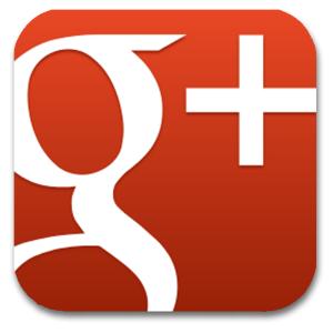 logo google plus Carlo Conti